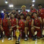 Club Brisas se quedó con el título en la Copa José Ordenes de básquetbol U16