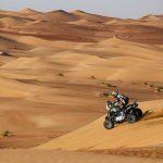 Ignacio Casale logra el segundo lugar en la undécima etapa del Dakar y se acerca al título en quads
