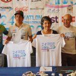 Este viernes se realizó el lanzamiento del Triatlón de Viña del Mar 2020