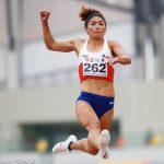 Macarena Reyes logra nuevo récord chileno de salto largo indoor