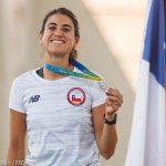 Chile sumó cuatro medallas y un nuevo récord nacional en Meeting Internacional de Atletismo indoor