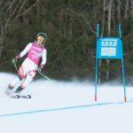 Matilde Schwenke no finalizó la prueba de Slalom Gigante en Lausanne