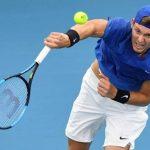 Nicolás Jarry cayó ante Lloyd Harris en una nueva jornada de la ATP Cup