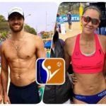 Los primos Grimalt y las hermanas Vorpahl ganaron la segunda fecha del Circuito Nacional de Volleyball Playa
