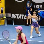 Alexa Guarachi avanzó a los cuartos de final de dobles del WTA de San Petersburgo