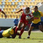 """Los """"Cóndores 7"""" avanzaron a los cuartos de final del World Rugby Sevens Challenger Series de Viña del Mar"""