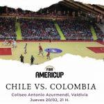 Comenzó la venta de entradas para el debut chileno en las eliminatorias a la FIBA Americup 2021