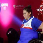 María Antonieta Ortíz está en la nómina al mejor atleta de febrero del Comité Paralímpico de las Américas