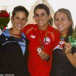 María Ignacia Eguiguren logra medalla de oro y nuevo récord nacional en el Sudamericano de Atletismo Indoor
