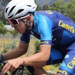 Pablo Alarcón comenzó su participación en la Vuelta a Colombia 2020