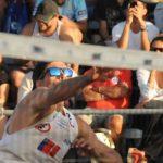 Primos Grimalt y dupla Vorpahl/Rivas avanzaron a las semifinales en Coquimbo