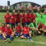La Roja Femenina Sub 20 derrotó a Perú en su primer partido amistoso en Lima