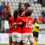 La Roja Femenina disputará un cuadrangular en Turquía