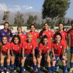 La Roja Femenina Sub 20 viajará a Lima para jugar dos partidos amistosos ante Perú
