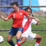 La Roja Femenina Sub 20 goleó a Perú en el cierre de su gira por Lima