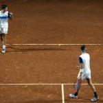 Alejandro Tabilo y Tomás Barrios avanzan a cuartos de final de dobles del ATP de Santiago