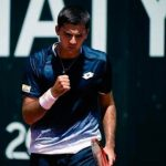 Tomás Barrios avanzó a las semifinales de un nuevo M25 de Lima