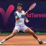 Tomás Barrios clasificó a la ronda final de la qualy en el Challenger de Split