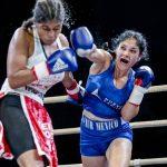 Vicky Quevedo debutó en el boxeo profesional con un triunfo por nocaut