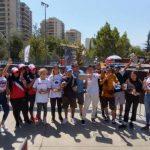 Con éxito se realizó la segunda fecha del Campeonato Nacional World Skate Chile