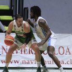 Deportes Castro derrota a Atlético Puerto Varas y se mantiene un año más en la LNB