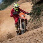 Matteo de Gavardo debuta este fin de semana en el Campeonato de España de Moto Enduro