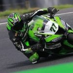 Maxi Scheib abandonó en nueva fecha del Mundial de Superbikes