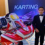 Nicolás Ambiado competirá en el Circuito Mundial de Karting CIK FIA 2020