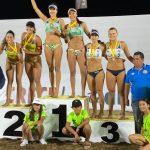 Duplas Vorpahl/Rivas y Zavala/Lammel ganaron la penúltima fecha del Circuito Nacional de Volleyball Playa