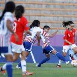 La Roja Sub 20 Femenina cayó en los descuentos ante Paraguay en su debut por el Sudamericano