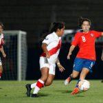 La Roja Femenina Sub 20 empató ante Perú en nueva jornada del Sudamericano