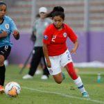 La Roja Femenina Sub 20 cayó ante Uruguay en nueva jornada del Sudamericano