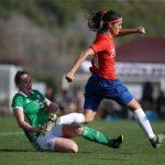 La Roja Femenina goleó a Irlanda del Norte en el cierre de la Turkish Women's Cup