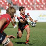 Selknam cayó ante Ceibos por la segunda fecha de la Súperliga Americana de Rugby