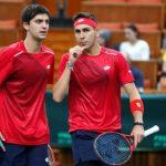 Tomás Barrios y Alejandro Tabilo avanzaron a cuartos de final de dobles del Challenger de Guayaquil