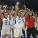 Chile jugará en el Grupo C del Mundial U-17 de Básquetbol Femenino