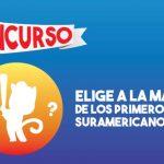 Los Juegos Sudamericanos Master Santiago 2021 abren concurso para que escolares diseñen la mascota del evento