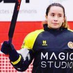 Fernanda Hidalgo gana el título de la OK Liga Española junto al CP Manlleu