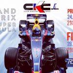 Grand Prix Súper Fórmula CKC E-Sport contará con la presencia de Nicolás Pino y Nicolás Rubilar