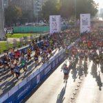 Maratón de Santiago 2020 fue suspendida debido a la pandemia de coronavirus