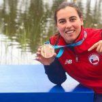 """Valentina González: """"El esquí náutico siempre le ha dejado hartas medallas a Chile"""""""