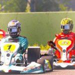 Cristian Pastrián se quedó con la quinta fecha del Campeonato Club Karting Chile E-Sport