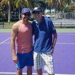 El mundo del tenis expresa su pesar por la muerte de Patricio Rodríguez