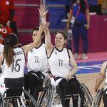 Team ParaChile de Básquetbol Femenino entrena en casa con miras a la Copa Sudamericana