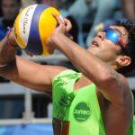"""Vicente Droguett: """"Mi gran meta es poder vivir del vóleibol"""""""
