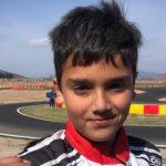 Nicolás Ambiado viaja a Europa para integrarse al circuito mundial CIK FIA de karting