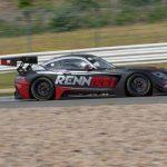 Benjamín Hites suma kilómetros con pruebas en el circuito de Nürburgring