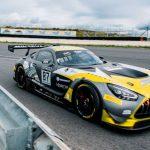 Benjamín Hites realizó una nueva jornada de pruebas con miras al GT World Challenge de Europa