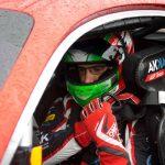 Benjamín Hites está a una semana de su debut en el GT World Challenge de Europa