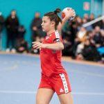 Francisca Parra firmó por el Club Deportivo Balonmano AULA de  Valladolid